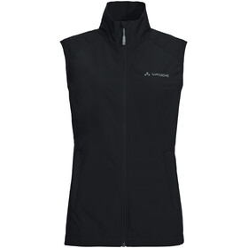 VAUDE Hurricane Vest III Women, black